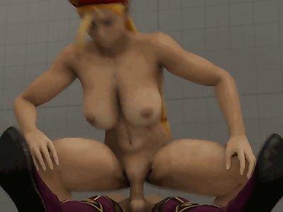 streetfighter porn