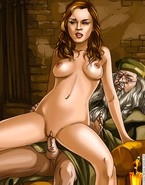 Horny sex wizard