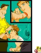 Giant gay pleasures