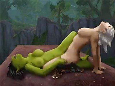 World of Warcraft Porn