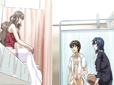 Genkaku Cool na Sensei ga Aheboteochi ep. 1