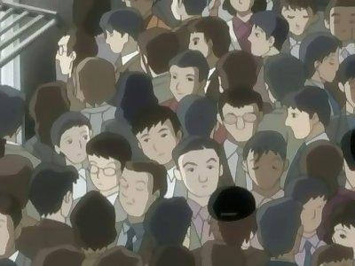 Tsuukin Kairaku Chikan de Go ep. 1