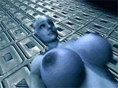 Mass Effect XXX