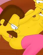 XXX secrets of Simpsons
