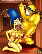 Simpson Shemale Girl Cartoon