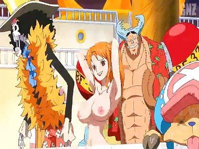 One Piece Hot