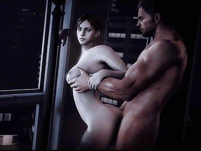 Resident Evil Sex
