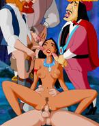 Pocahontas Nude