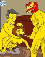 Edna Krabappel Drunken Whore