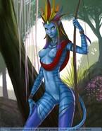 Avatar XXX Art