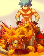 Cute anime boys get ravaged